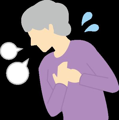 呼吸器系の病気