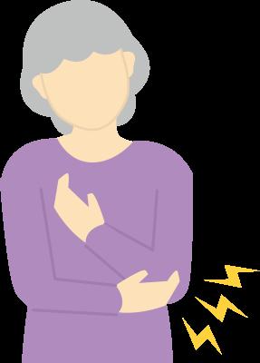 ひじ・手・腕の症状(痛み・しびれ・違和感)